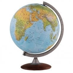 Tactile Raised Relief Globe